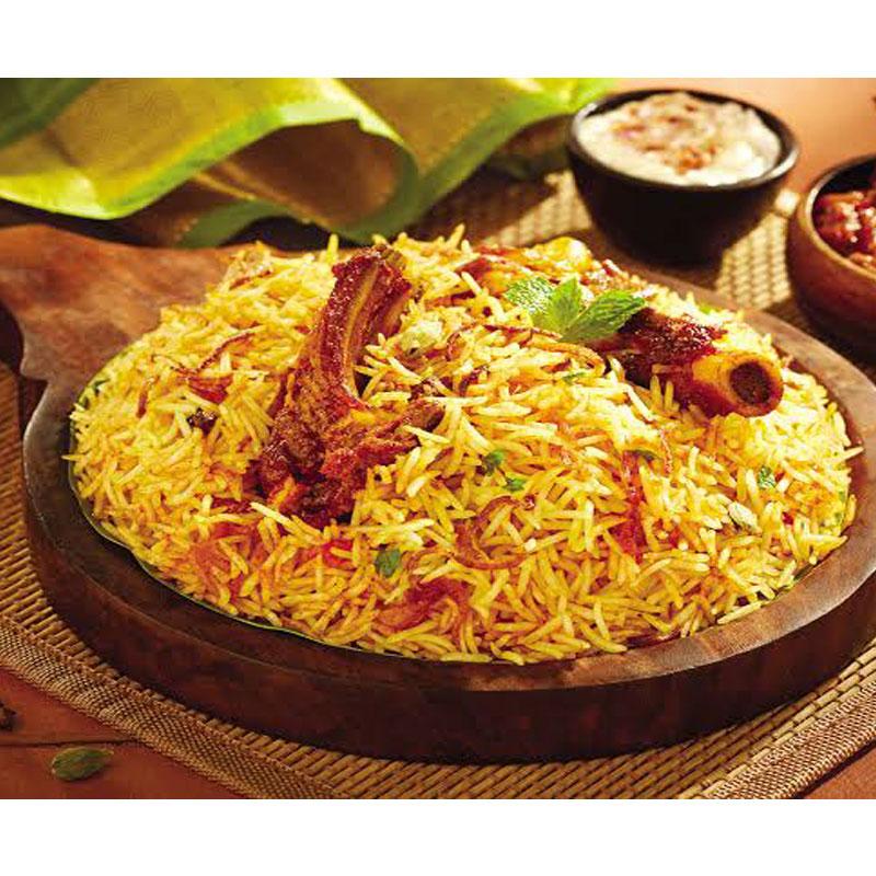 รวมรูป ข้าวหมกไก่ บรียานี สวยๆ ของประเทศอินเดีย