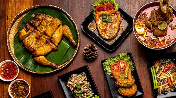 Top 10 อาหารฮาลาล ตำนาน จีระพันธ์