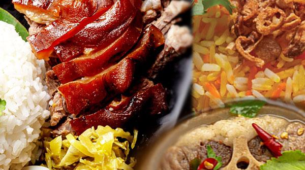 Top 10 เมนูอาหารมุสลิม อายุยาวนานที่สุด ตำนาน จีระพันธ์