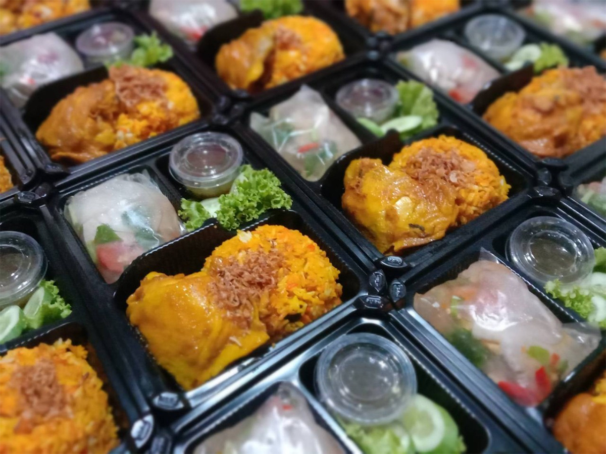 ข้าวกล่อง ฮาลาล ข้าวกล่องอาหารอิสลาม มั่นใจ งานจัดเลี้ยง สัมมนาต่าง ๆ